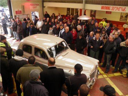 Classic car auction April 26th
