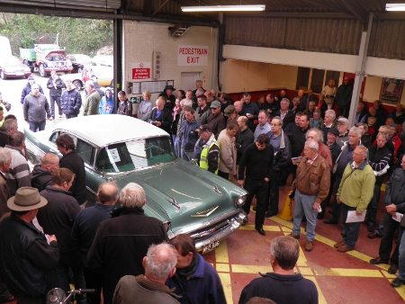 last friday classic car sale at swva